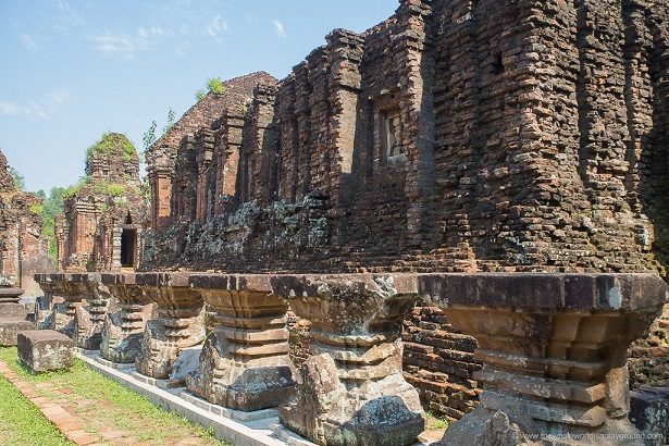 Plan your Vietnam travel package with Myson Heritage Site