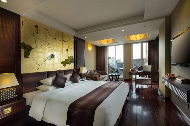 Hanoi luxury hotel 4 star