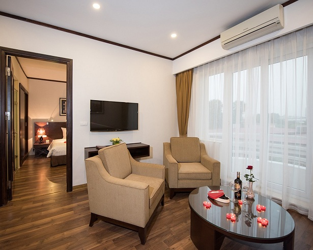 Hanoi luxury hotels