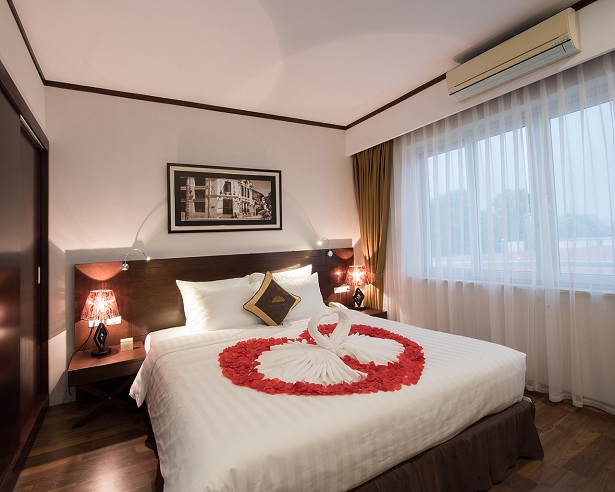 4star Hanoi luxury hotels