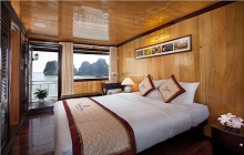 Garden bay cruise is best selling for Vietnam tour package 2019