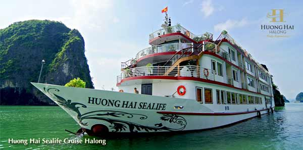 why join huong hai sealife cruise for 8day vietnam package tours