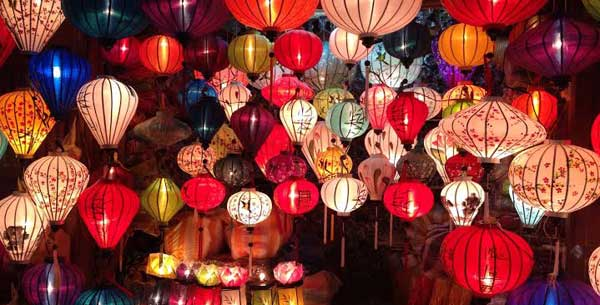 Hoi An is a must on 12day travel tours Vietnam