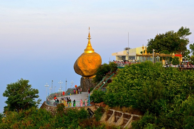 5day package tours to  Myanmar and Vietnam 2019, 2020