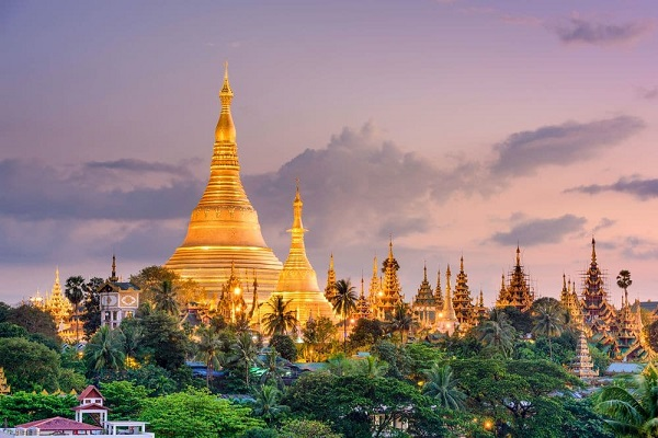 5day package tour in  Myanmar and Vietnam 2019, 2020