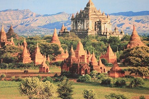 Myanmar Vietnam Cambodia tour package are the best of  luxury South East Asia tour  2020