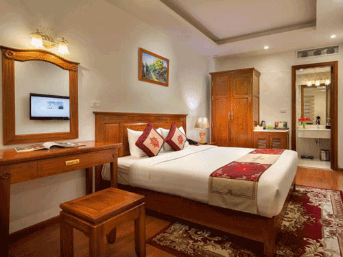 luxury hanoi hotel for north vietnam tour packages