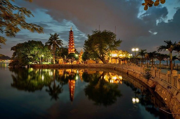 best 7 day hanoi tour itinerary