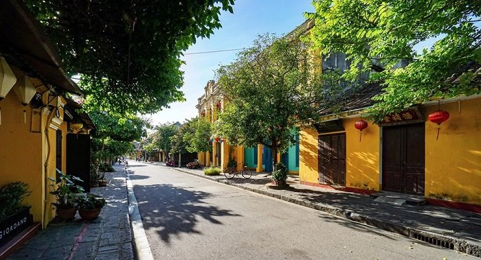 Hoian UNESCO Heritage Site tour on your best  Vietnam tour package from Brisbane