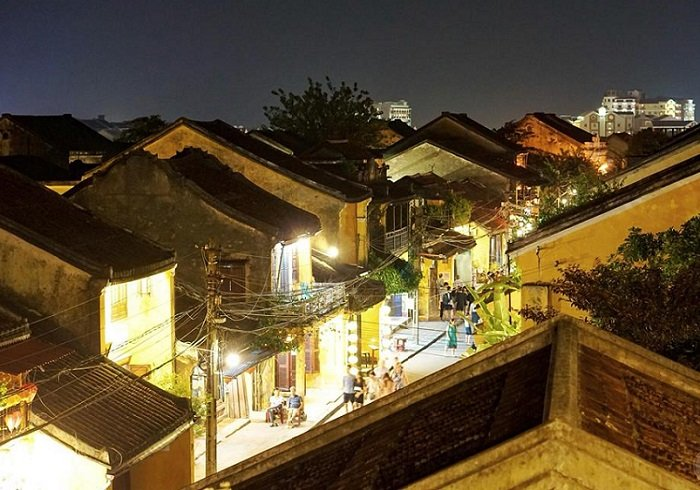 Hoian UNESCO Heritage Site on your best  Vietnam travel package from Brisbane
