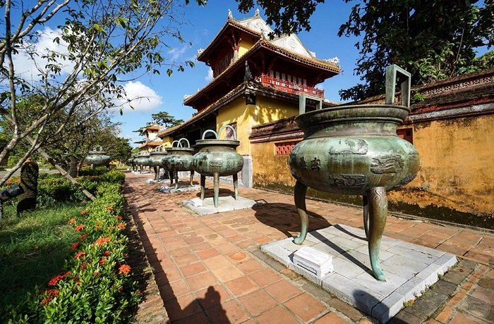 Hue UNESCO Heritage Site on your best  Vietnam travel package from Brisbane