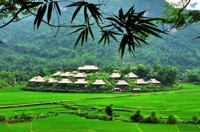 tour Maichau on your 13day Vietnam family holiday packages