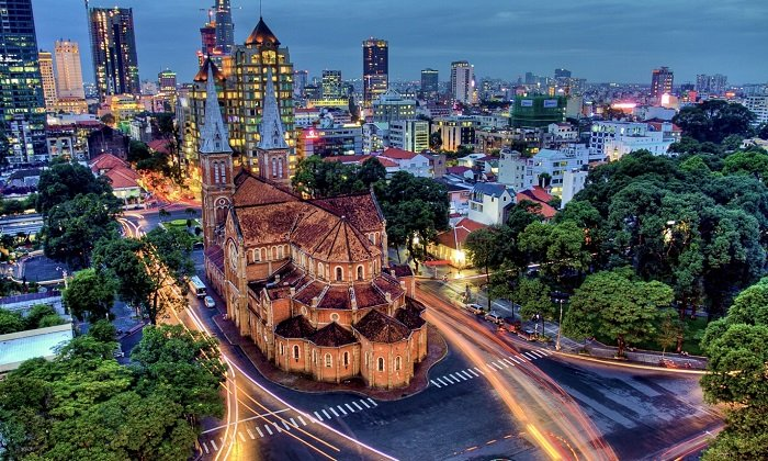 Best  Vietnam travel package from Australia