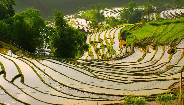 Tour Sapa on 12day holiday packagesVietnam