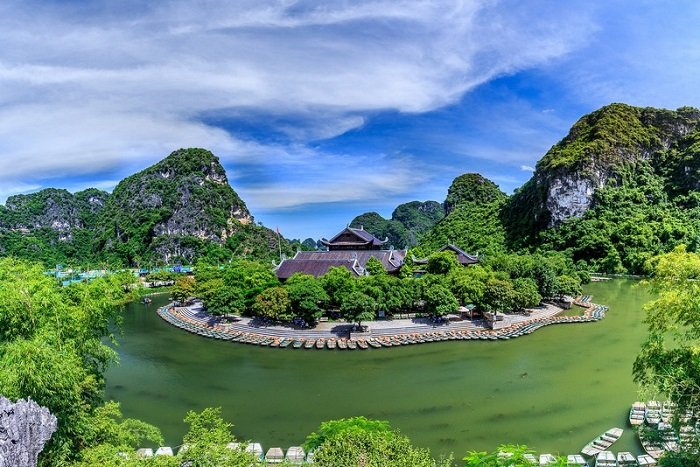 Trangan tour on 17day Vietnam Laos tour package