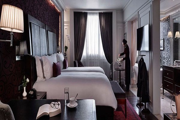 Metropole hotel - top 5star hotel for luxury Vietnam tours package