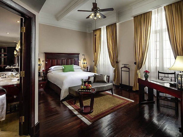 Metropole Hanoi hotel for the best private Vietnam  tours package