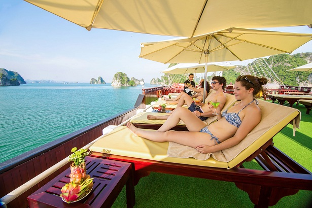 Another amazing day on 12day Vietnam travel tour package